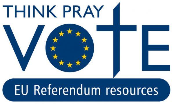 Think, Vote, Pray  – The Church's EU Referendum resource