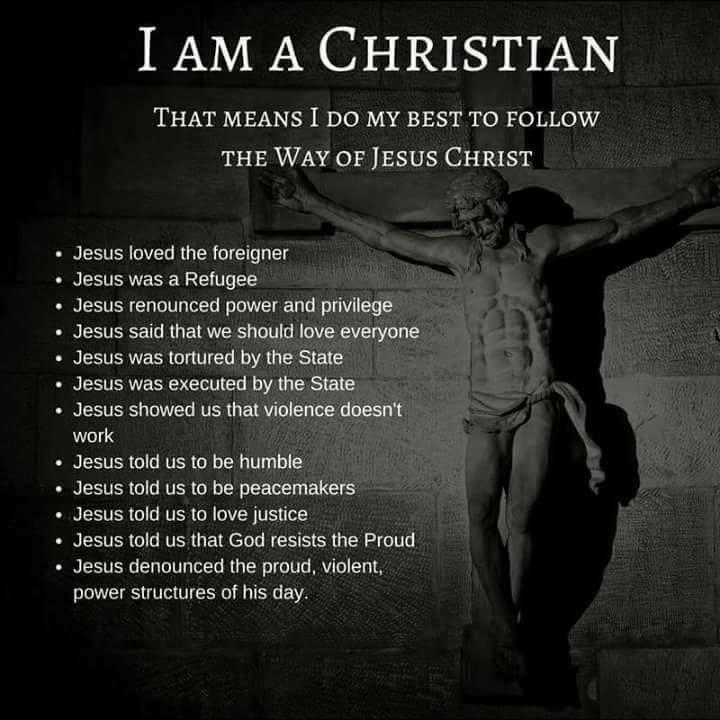 I am a Christian