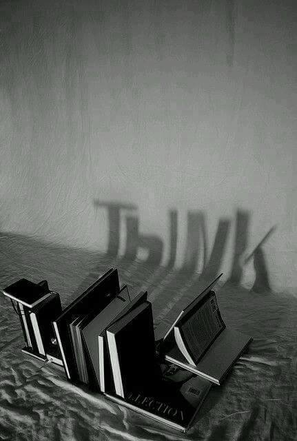 God gave you a brain. Use it!