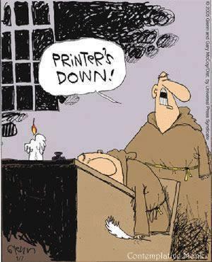 Printer down