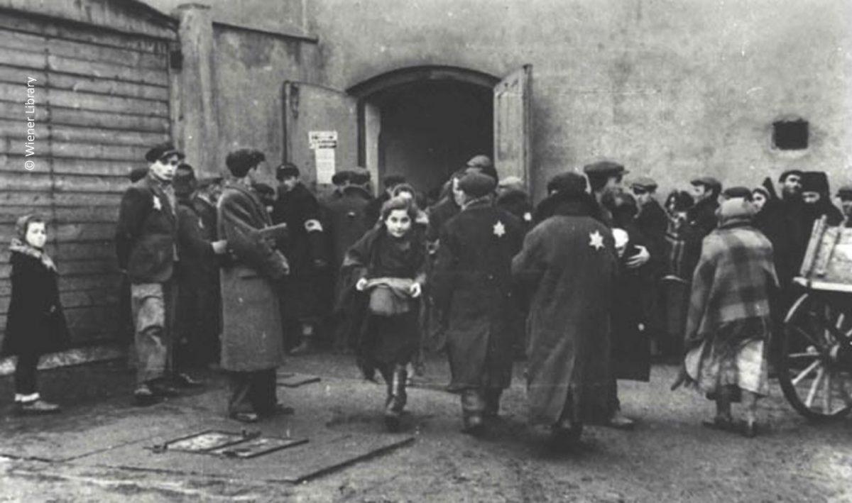 Soup Kitchen in Łódź Ghetto