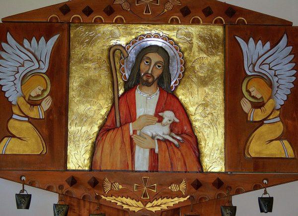 Bank Top Church – Sunday 25th April @ 10:30 – the Good Shepherd comes knocking