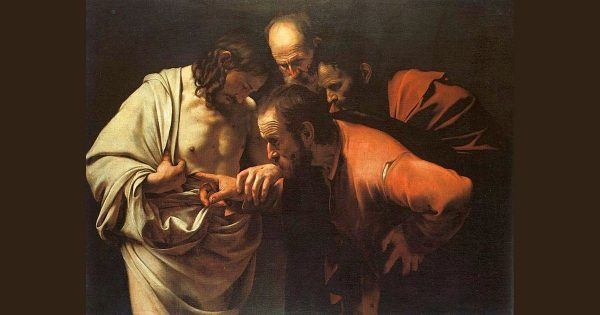 April 11th, 10:30 – Come and meet our old friend Doubting Thomas…