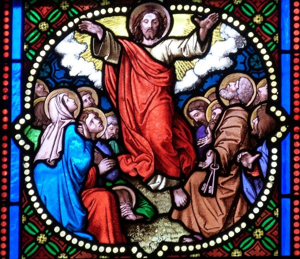 Bank Top Church, Sunday 16th May @ 10:30 Celebrate!- Jesus Ascends to Heaven