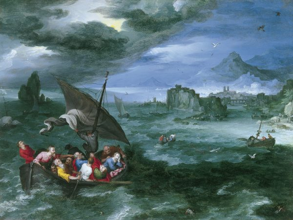 Bank Top Church – Sunday 20th June @ 10:30 – Be with us as Jesus calms a storm.