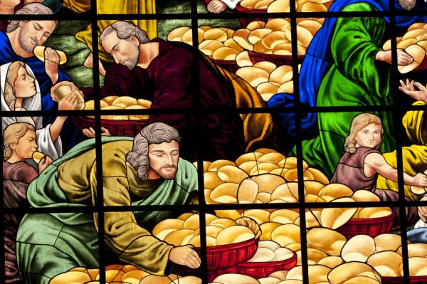 Bank Top Church, Sunday 18th July @ 10:30 – Feeding the five thousand and other miracles, on order today so let's tuck in!!